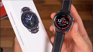 Samsung Galaxy Watch 3 Unboxing!