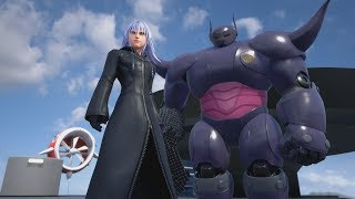 Download Video Kingdom Hearts 3 - Big Hero 6 Heartless Baymax Cutscene & Fight MP3 3GP MP4