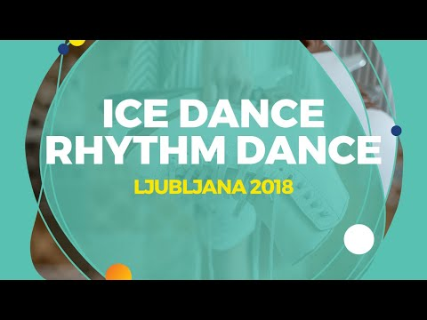 Sofia  Shevchenko /  Igor Eremenko (RUS) | Ice Dance Rhythm Dance | Ljubljana 2018