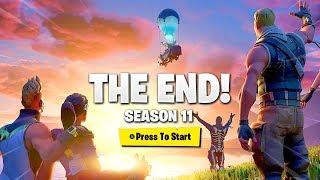 Season 11 - THE END!