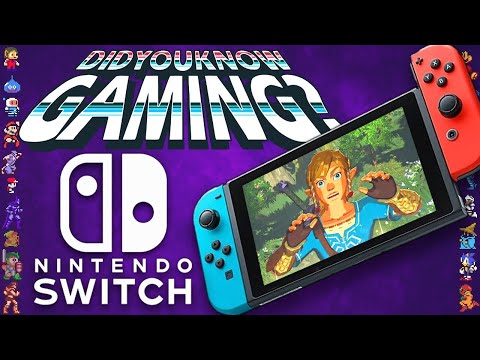 Nintendo Switch Rumors - Did You Know Gaming? Feat. Remix