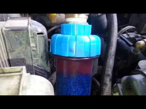 Фильтр для системы охлаждения печки Шевроле Лачети 1.8