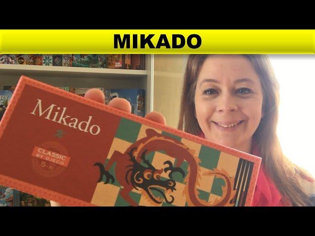 Top Jeux joue à - Mikado (Djeco)