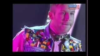 Иван Дорн Новая волна 2012 'Попытка №5'