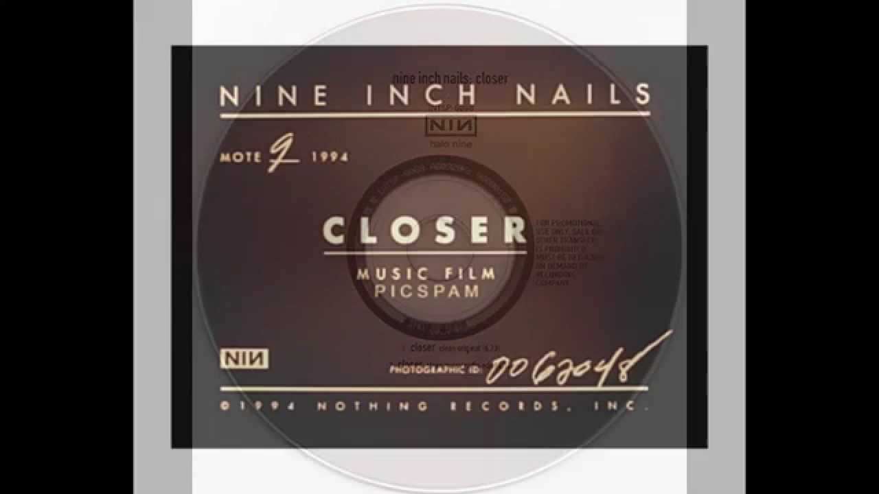 Nine Inch Nails - Closer (Clean Radio Edit) HQ - YouTube