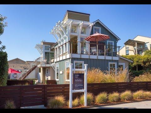 Breakers Beach House - Stunning Pleasure Point Luxury Ocean Views Home in Santa Cruz