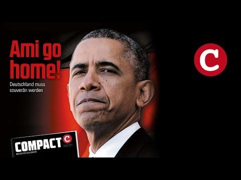 COMPACT 8/2014 - Ami go home! Deutschland muss souverän werden