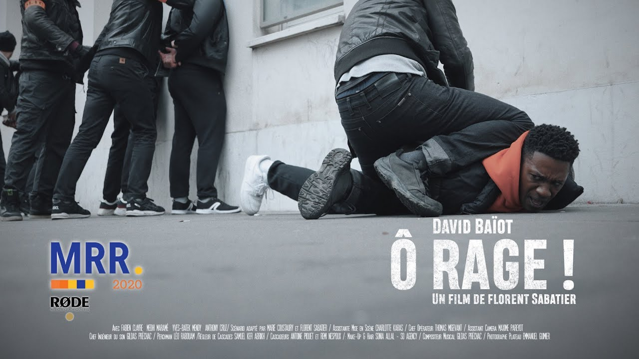 Ô RAGE ! - My Røde Reel 2020 -