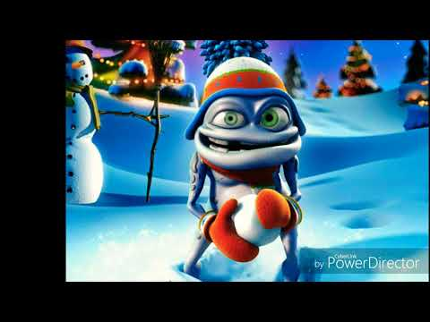 Crazy Frog Axel F and my free style song - Invisible