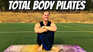 Pilates Conditioning Class - Great Full Body Workout - Sean Vigue Fitness