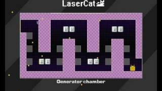 LaserCat gameplay - Xbox 360 indie game