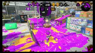 We're All Crazy In This Game (Splatoon 2)