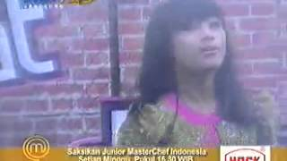 Marsha Idola Cilik - You Make Me Feel (Dahsyat)