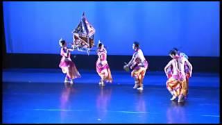 Aruna Mohanty and the Orissa Dance Academy at UT Dallas