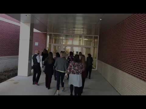 Poquoson Middle School Modernization Project: James Blair Site Visit