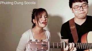 Không giờ (Trần Phương) - Guitar cover Vợ Chồng Tiến Nguyễn Ft Phương Dung Socola