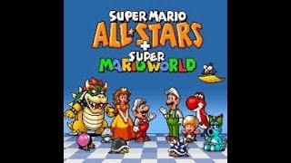 Super Mario All Stars +  World -   1 Capitulo   pimponpum 2