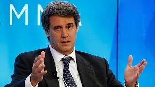 Аргентина сменит министра финансов на двух новых(Министр финансов Аргентины Альфонсо Прат-Гай уходит в отставку. Решение, которое СМИ назвали