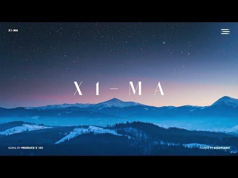 PRODUCE X 101 '_지마 (X1-MA)' Piano Cover