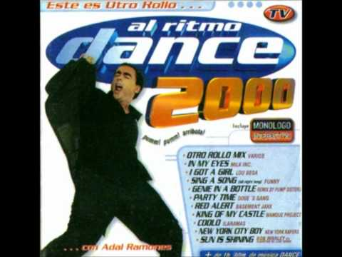 Al Ritmo Dance 2000- Funky Cold Medina 'Y2K - Tone-loc meets z.z. Bros-13.