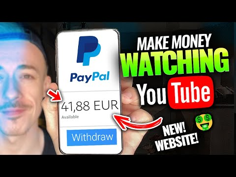 Make Money Online Watching Youtube Videos ($95+ HOUR!) | Available Worldwide In 2021