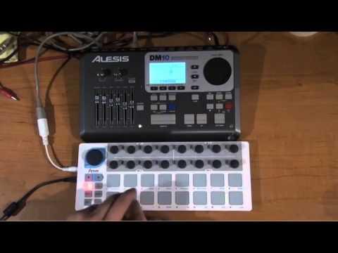 Beatstep Tutorial UseCase 03 MIDI