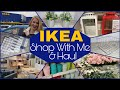 IKEA Shop With Me and Haul • my first IKEA trip!