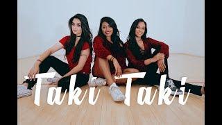 TAKI TAKI - DJ SNAKE FT. OZUNA, SELENA GOMEZ, CARDI B | DANCE CHOREOGRAPHY