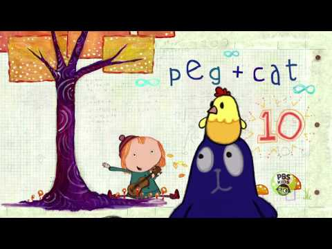 Peg + Cat Opening Sequence