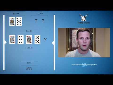 Poker Vlog #2 - Louisiana - August 2017