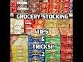 Download Grocery Stocking Tips 2! ( stocking ramen soups) beginners guide MP3 song and Music Video