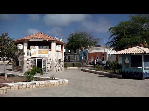 Town Centre, Sal Rei, Boa Vista, Cape Verde