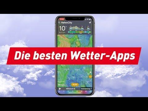 Wettervorhersage: Die 7 Besten Wetter-Apps Für Android & IPhone