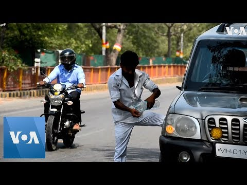 India Heat Wave Temperatures Pass 50 Degrees Celsius