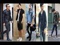 Men Fashion Street Style 2018 part 7