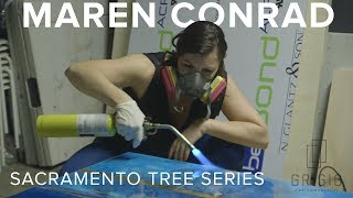 "Maren Conrad - ""Sacramento Tree Series"""