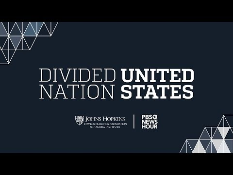 Download Divided Nation, United States: Navigating Today's Partisan Waters
