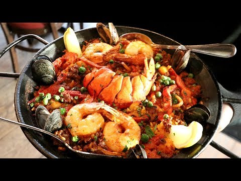 Spectacular SPANISH FOOD + Craft Brewery Tours | Downtown Orlando, Florida