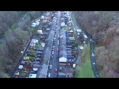 Abertillery By Drone part1