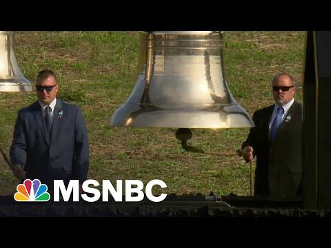 Bells Toll At Shanksville 9/11 Ceremony To Mark Flight 93 Crash