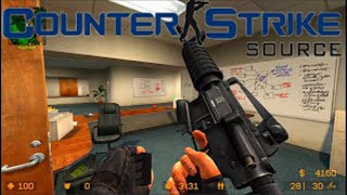 Counter Strike Source - 2020 Gameplay - cs_office (32-7)