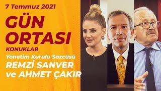 🔴 Gün Ortası'nın konuğu Galatasaray SK Yönetim Kurulu Sözcüsü M. Remzi Sanver ve Ahmet Çakır