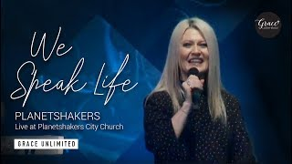 Gambar cover We Speak Life (Live) - Planetshakers