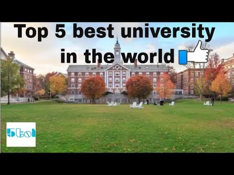Top 5 best University in the world | 2018