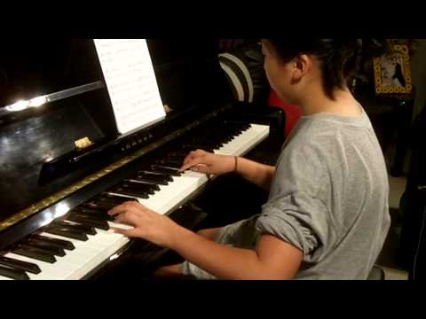 ABRSM Piano 2011-2012 Grade 1 C:3 C3 Wooding Vampire Blues By SK
