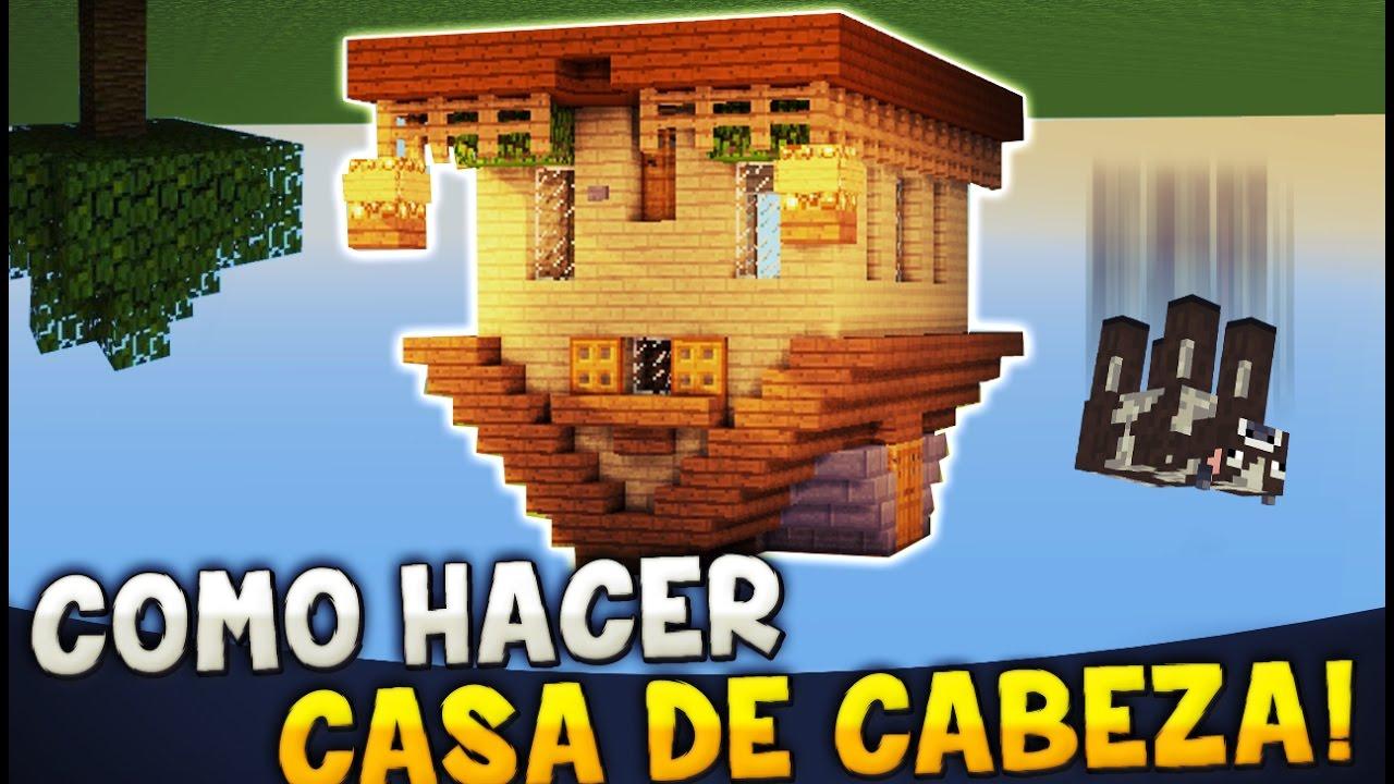Minecraft como hacer una casa para supervivencia de for Como hacer una casa clasica en minecraft