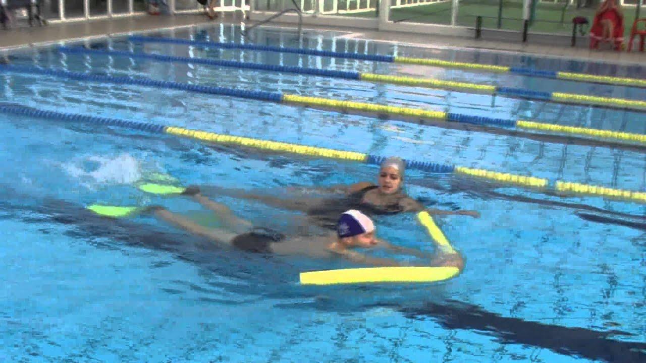 Actividades acu ticas para personas con discapacidad en el for Planos de piletas de natacion