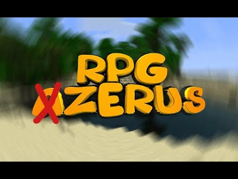 QUBAZ / RPG ZERUS - Сделал (TOP 1) НАГРУДНИК сервера? ЧТО? / Доспех вечности +5