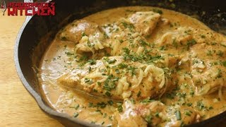 Lemon Pepper Chicken | Keto Recipes | Headbanger's Kitchen