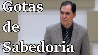 GOTAS DE SABEDORIA   Rev Joselmar Pereira Gomes